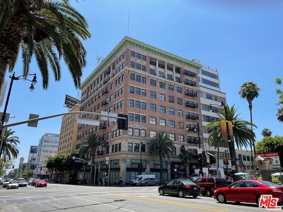 1645 N Vine Street #609, Los Angeles, CA 90028 - #: 21770588