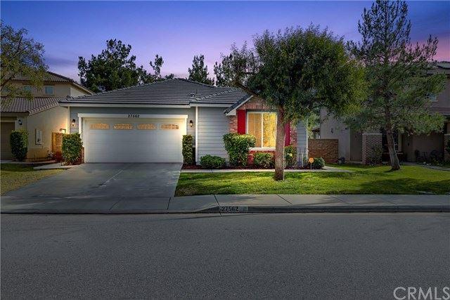 27562 Watercrest Drive, Menifee, CA 92585 - MLS#: SW21012588