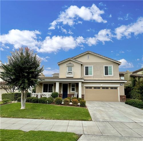 Photo of 1815 Glen Rosa Street, Upland, CA 91784 (MLS # OC21218589)