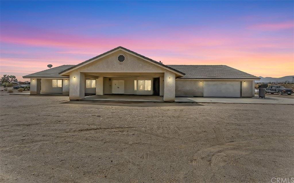 10707 Mines Ranch Road, Phelan, CA 92371 - #: IV21201589