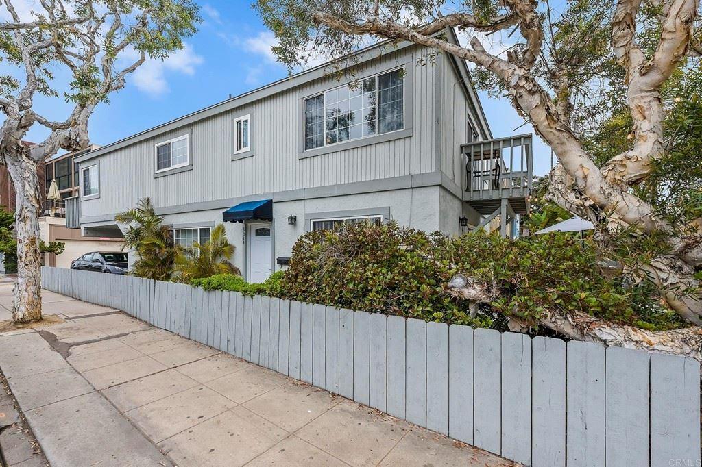 804 Ensenada Court, San Diego, CA 92109 - MLS#: NDP2109589