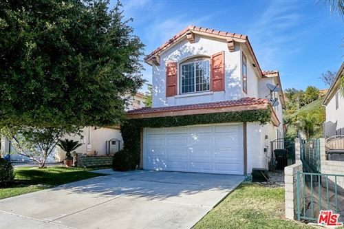 Photo of 25745 HAMMET Circle, Stevenson Ranch, CA 91381 (MLS # 19528590)