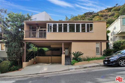 Photo of 2027 N Curson Avenue, Los Angeles, CA 90046 (MLS # 21735590)