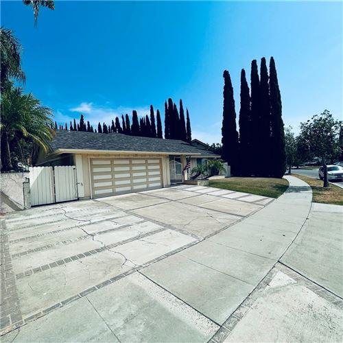 Photo of 287 N Thora Street, Orange, CA 92869 (MLS # PW21161590)