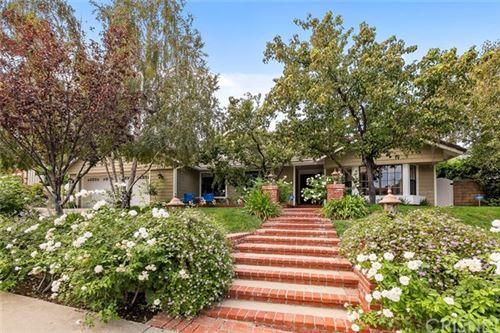 Photo of 4147 Balcony Drive, Calabasas, CA 91302 (MLS # SR20197590)
