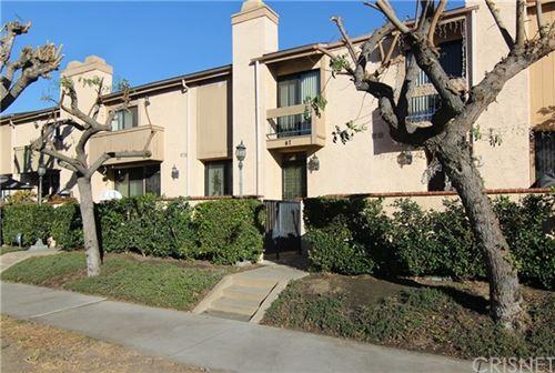 Photo of 9600 Sylmar Avenue #19, Panorama City, CA 91402 (MLS # SR20257590)