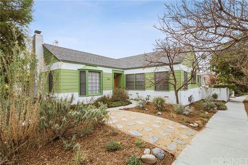 Photo of 1155 N Cedar Street, Glendale, CA 91207 (MLS # SR21030590)