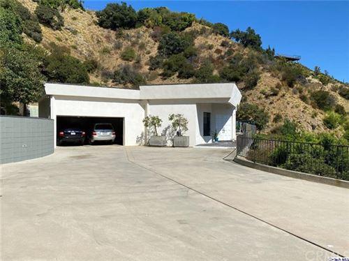 Photo of 2084 Mount Olympus Drive, Los Angeles, CA 90046 (MLS # 320004591)