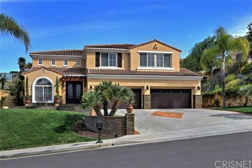 Photo of 3850 Rock Hampton Drive, Tarzana, CA 91356 (MLS # SR20045591)