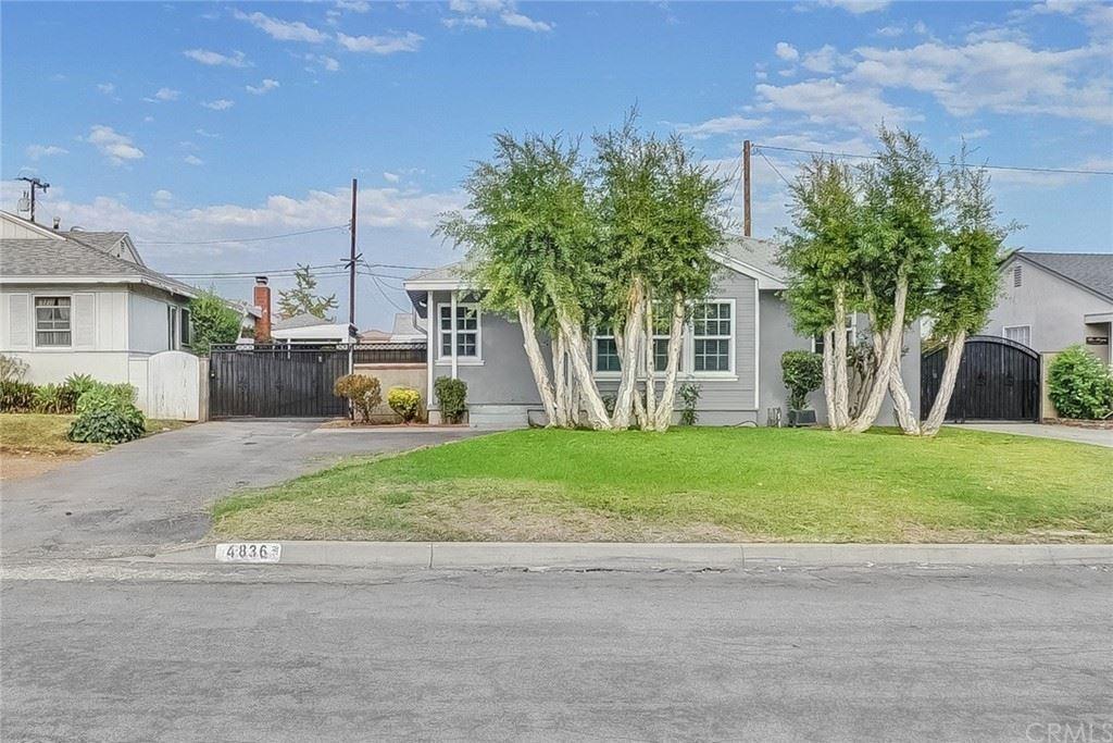 4836 Ryland Avenue, Temple City, CA 91780 - MLS#: AR21188591