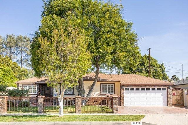 Photo of 18413 Friar Street, Tarzana, CA 91335 (MLS # SR21072591)