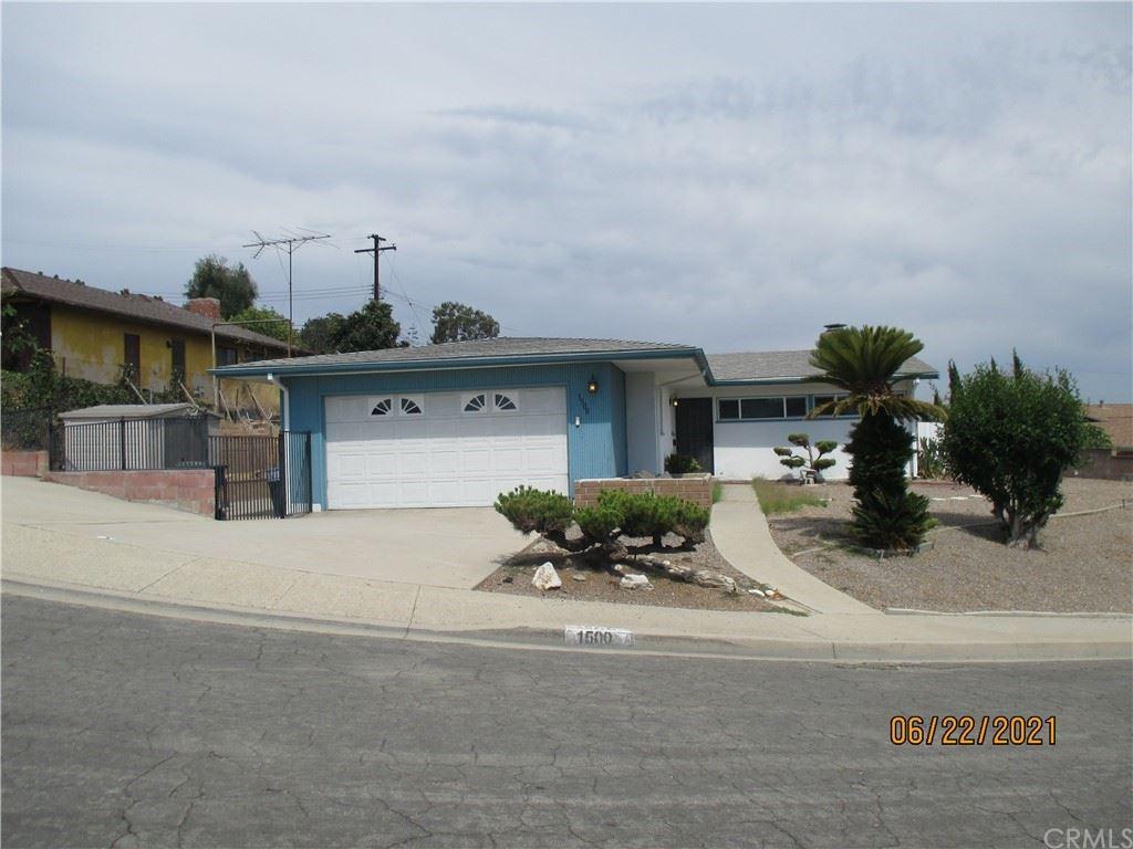 1500 Dell Drive, Monterey Park, CA 91754 - MLS#: WS21135591