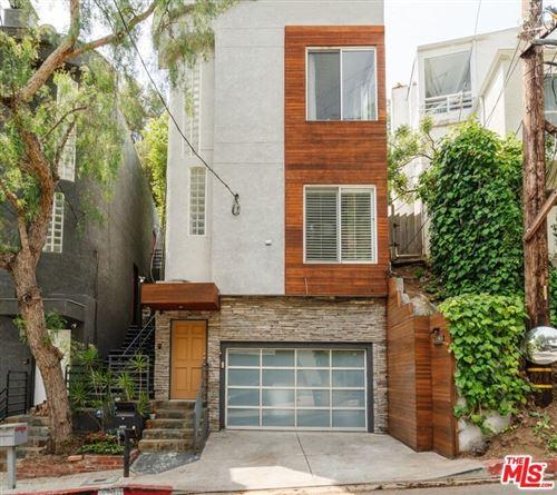 Photo of 8740 Wonderland Avenue, Los Angeles, CA 90046 (MLS # 21747592)