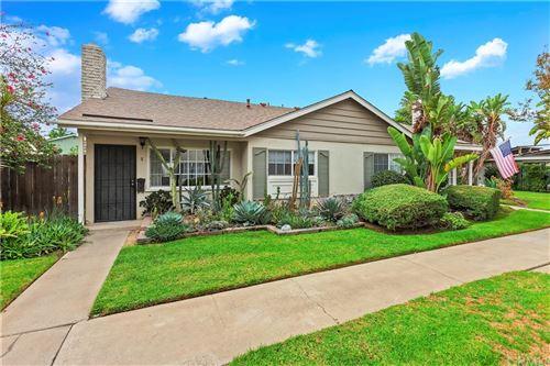 Photo of 1201 N California Street #8, Orange, CA 92867 (MLS # PW21211592)