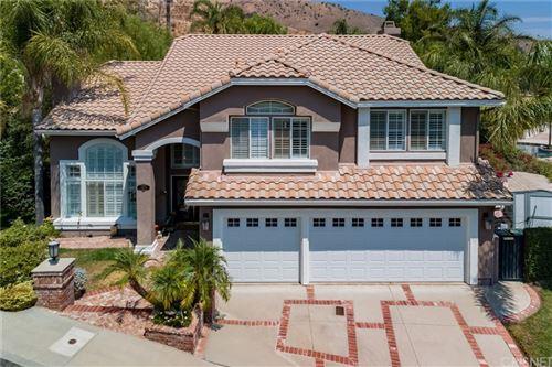 Photo of 12678 Classics Drive, Granada Hills, CA 91344 (MLS # SR21188592)