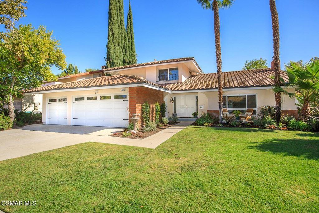 Photo of 1532 Covington Avenue, Westlake Village, CA 91361 (MLS # 221005592)