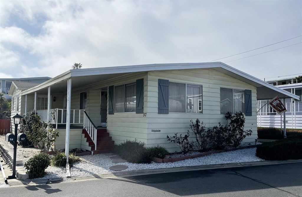 1219 E Barham Drive #57, San Marcos, CA 92078 - MLS#: NDP2101592