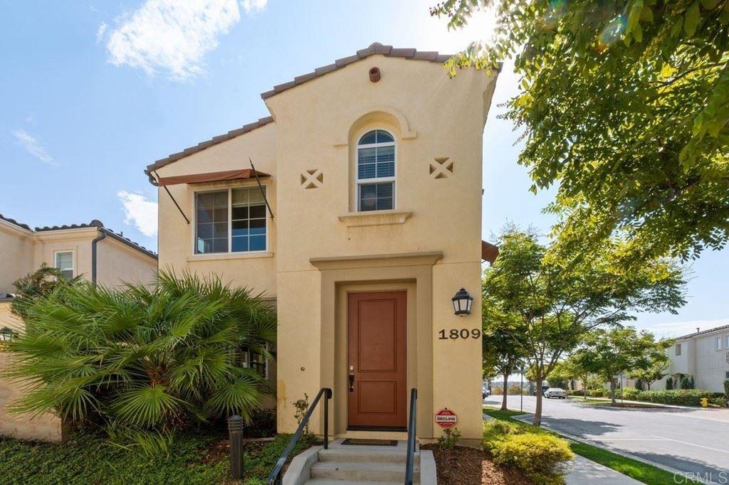 1809 Casa Torre Way, Chula Vista, CA 91915 - MLS#: PTP2106592
