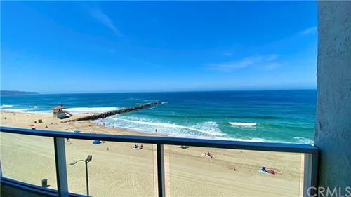Photo of 615 Esplanade #409, Redondo Beach, CA 90277 (MLS # SB21099593)