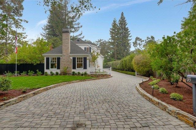 65 Maple Avenue, Atherton, CA 94027 - #: ML81823593