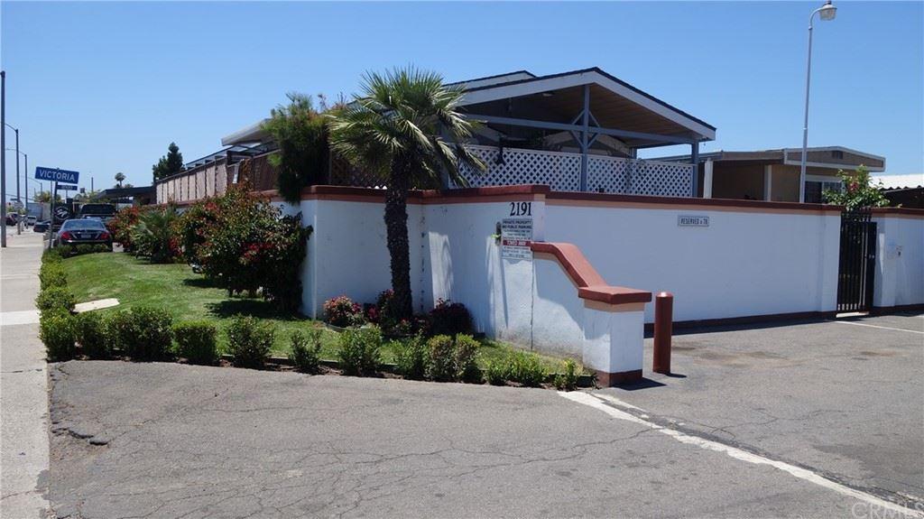2191 harbor blvd #78, Costa Mesa, CA 92627 - MLS#: PW21139593