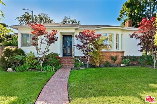 Photo of 3009 CASTLE HEIGHTS Avenue, Los Angeles, CA 90034 (MLS # 20579594)