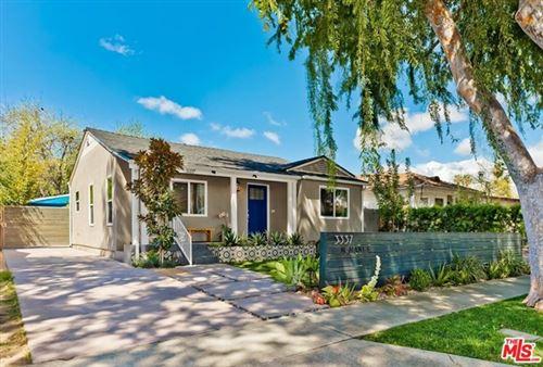 Photo of 3337 Mcmanus Avenue, Culver City, CA 90232 (MLS # 21724594)