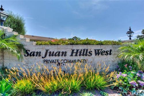 Tiny photo for 27062 Via Cocida #A, San Juan Capistrano, CA 92675 (MLS # OC20178594)