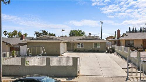 Photo of 11643 Prager Avenue, Sylmar, CA 91342 (MLS # SR21151594)