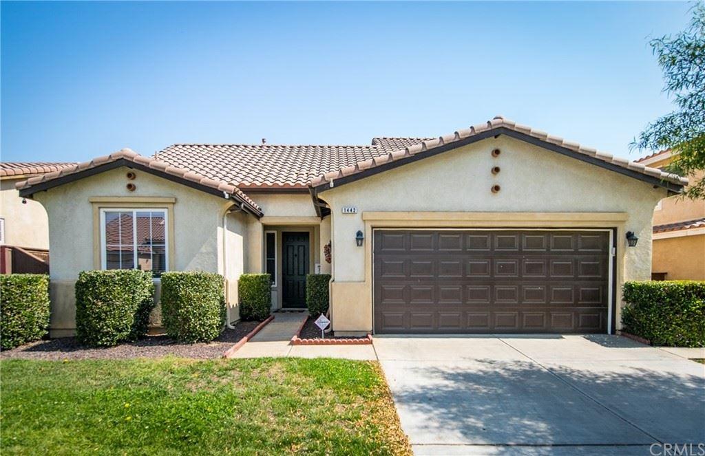1442 Starry Skies Road, Beaumont, CA 92223 - MLS#: EV21217594