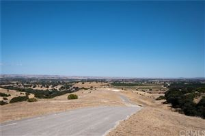 Photo of 0 Camino Vista Cielo, Paso Robles, CA 93446 (MLS # NS19216595)