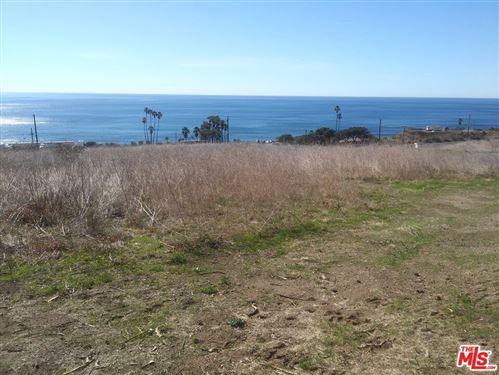 Photo of 0 Pacific Coast Highway, Malibu, CA 90265 (MLS # 21680596)