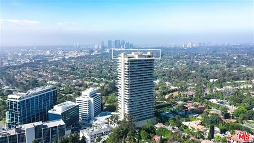Photo of 9255 DOHENY Road #PH1 and 2, West Hollywood, CA 90069 (MLS # 21731596)