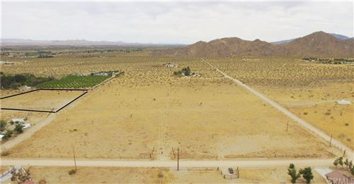 Photo of 0 Cody Road (2.28), Lucerne Valley, CA 92356 (MLS # OC19122596)