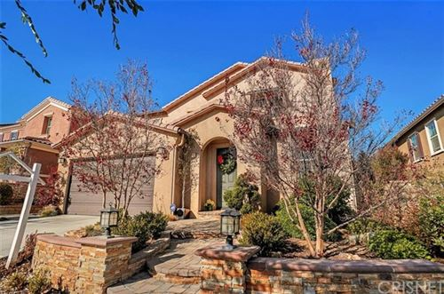 Photo of 28825 Iron Village Drive, Valencia, CA 91354 (MLS # SR20254596)
