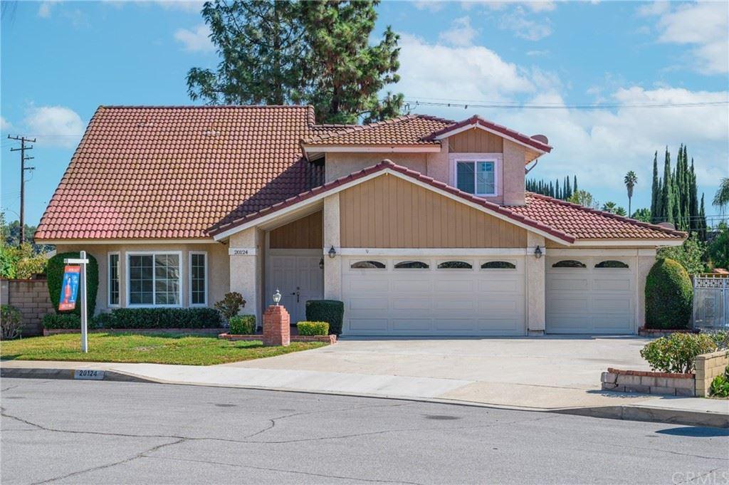 20124 San Vicente Circle, Walnut, CA 91789 - MLS#: TR21232596