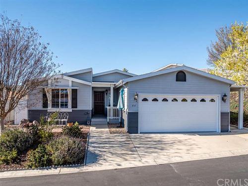 Photo of 357 Bobwhite Drive, Paso Robles, CA 93446 (MLS # NS21032597)