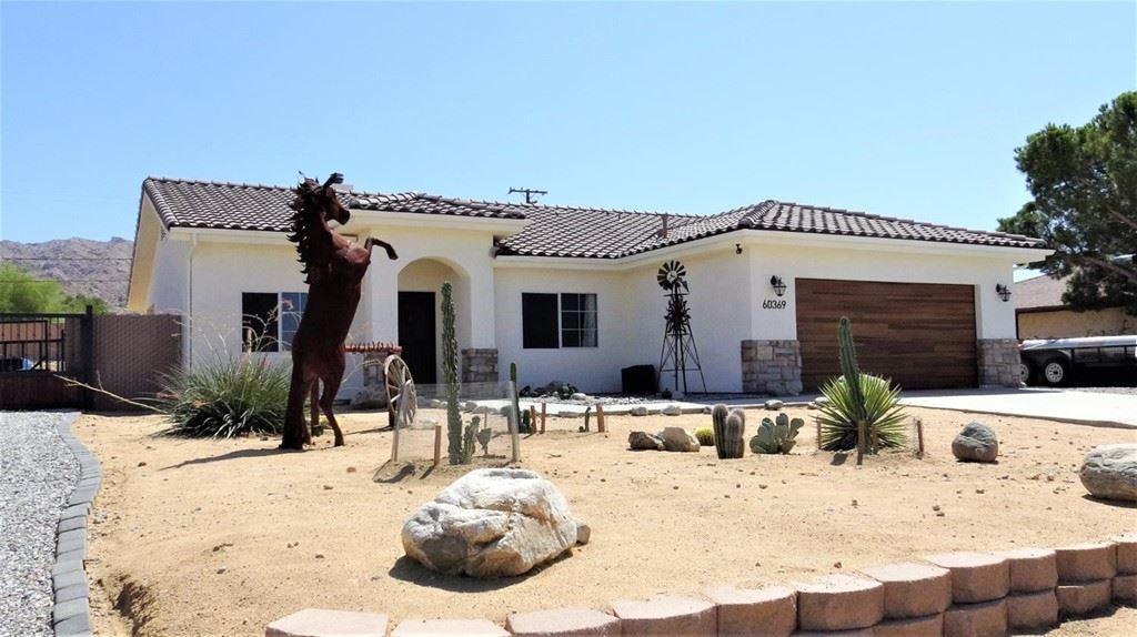 60369 Granada Drive, Joshua Tree, CA 92252 - MLS#: 538597
