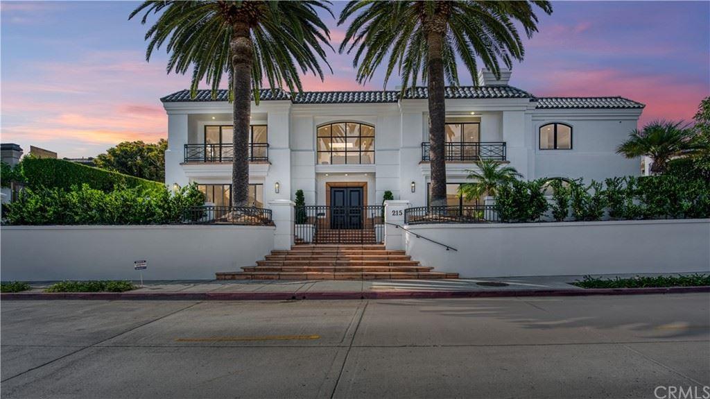 215 Poppy Avenue, Corona del Mar, CA 92625 - MLS#: NP21135597