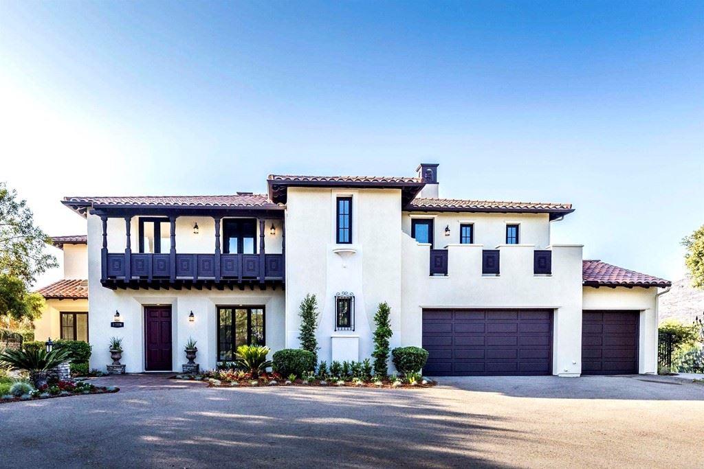 17886 Camino De La Mitra, Rancho Santa Fe, CA 92067 - MLS#: NDP2110598