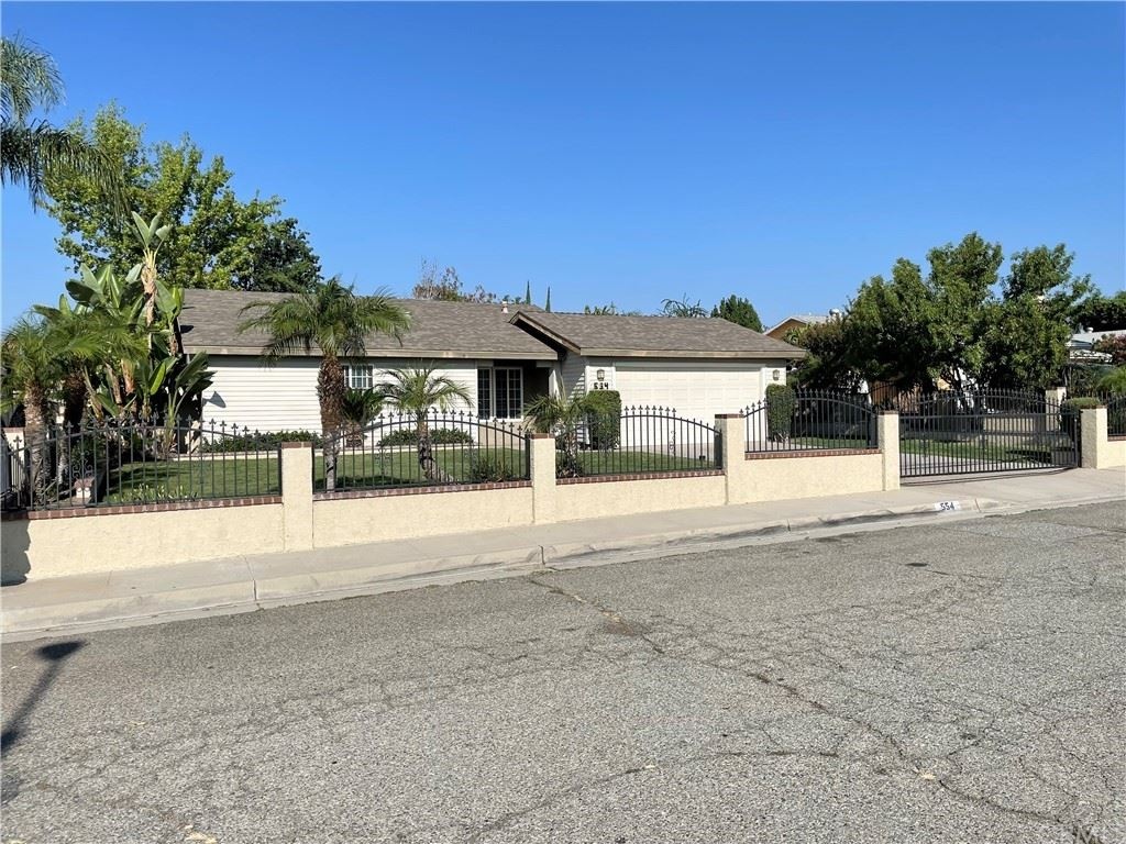 554 N Lamarr Street, Rialto, CA 92376 - MLS#: PW21191598