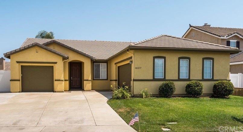 40237 Miklich Drive, Murrieta, CA 92563 - MLS#: EV21144599
