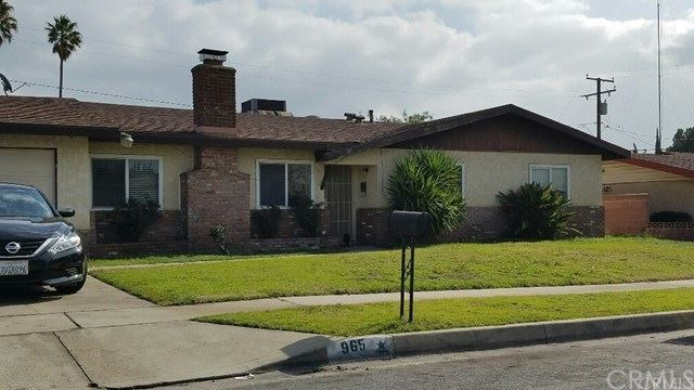 965 N Althea Avenue, Rialto, CA 92376 - MLS#: IG20194599