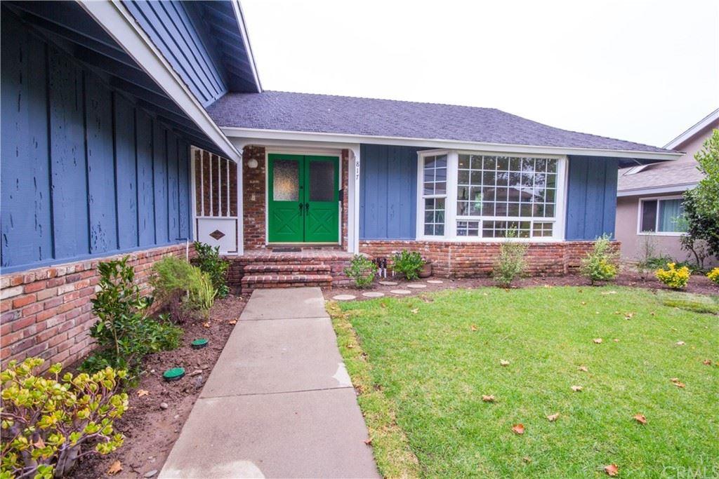 Photo of 817 S Lowry Street, Orange, CA 92869 (MLS # PW21167599)