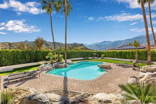 Photo of 3778 Escoba Drive, Palm Springs, CA 92264 (MLS # 219037745DA)