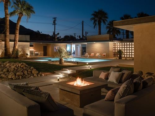 Tiny photo for 574 Mariscal Road, Palm Springs, CA 92262 (MLS # 219039755PS)