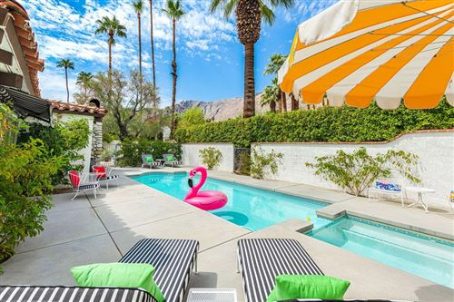 Photo of 374 S Pablo Drive, Palm Springs, CA 92262 (MLS # 219066335PS)