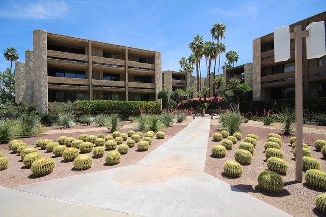 1630 S La Reina Way #1c, Palm Springs, CA 92264 - MLS#: 219042625PS