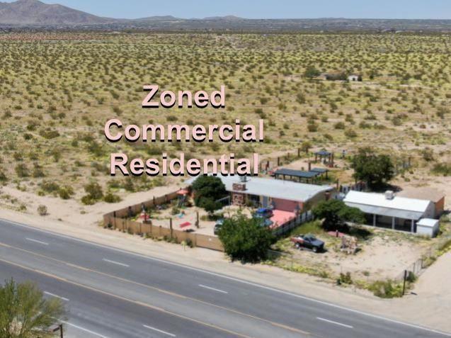 63700 Twentynine Palms Highway, Joshua Tree, CA 92252 - MLS#: 219042675PS