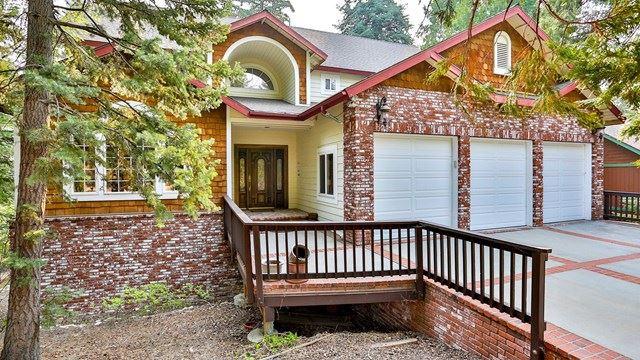 245 Chipmunk Drive, Lake Arrowhead, CA 92352 - MLS#: 219049205PS